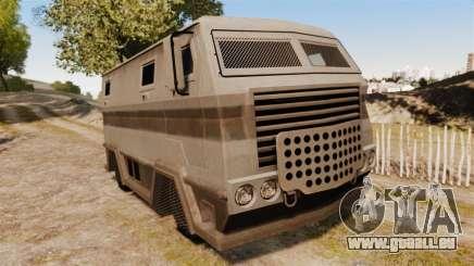 GTA IV TBoGT HVY Brickade pour GTA 4