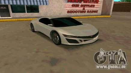 GTA V Dinka Jester pour GTA San Andreas