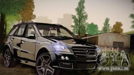 Mercedes-Benz ML63 pour GTA San Andreas