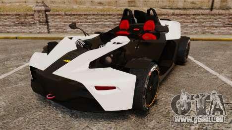 KTM X-Bow R pour GTA 4