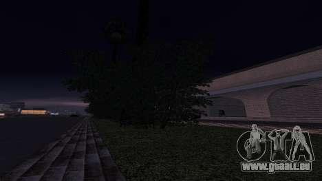 Neue Texturen Bahnhof in Las Venturas für GTA San Andreas fünften Screenshot
