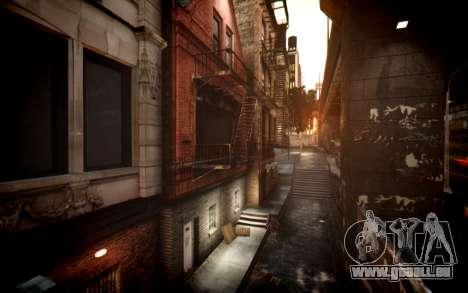 ZXC ENBSeries für GTA 4 Sekunden Bildschirm