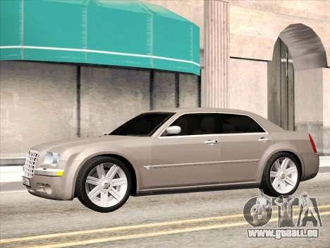 Chrysler 300C 2009 pour GTA San Andreas vue de droite