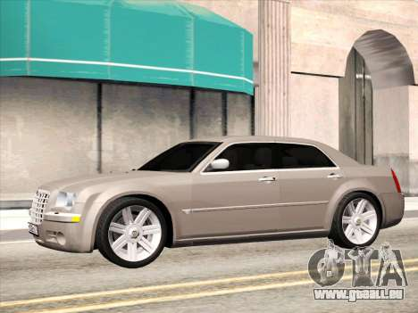 Chrysler 300C 2009 für GTA San Andreas rechten Ansicht