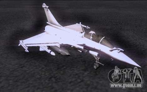 Dassault Rafale M pour GTA San Andreas roue