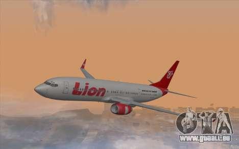 Lion Air Boeing 737 - 900ER für GTA San Andreas