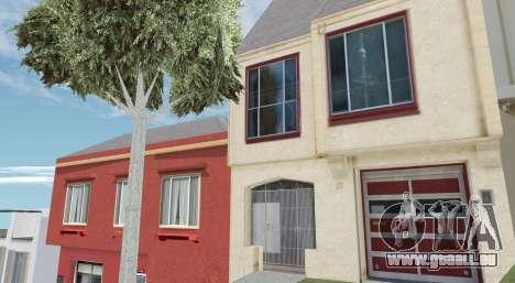 RoSA Project v1.5 San-Fierro pour GTA San Andreas cinquième écran