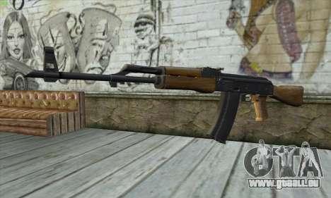 AK47 für GTA San Andreas