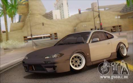 Nissan Silvia S15 Fail Camber pour GTA San Andreas