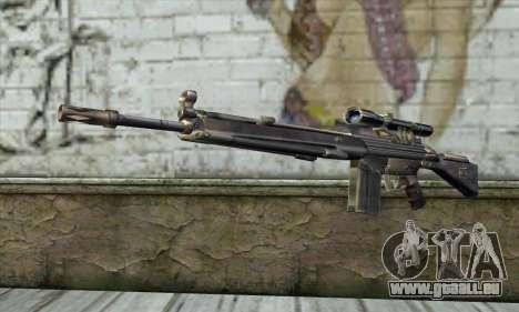 Scharfschützengewehr für GTA San Andreas