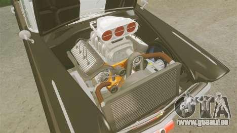 Plymouth Savoy 1958 für GTA 4 Innenansicht