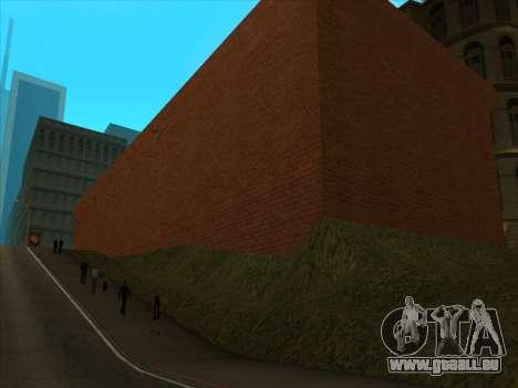 Le nouveau dépôt à San Piero pour GTA San Andreas cinquième écran