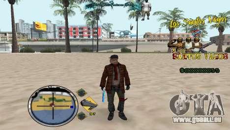 Vagos HUD für GTA San Andreas