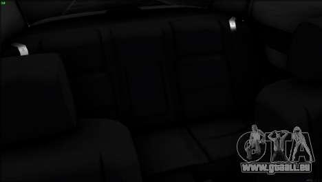 Toyota Chaser Tourer V für GTA San Andreas obere Ansicht