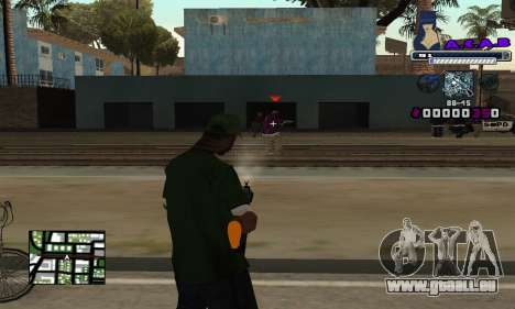 C-HUD SWAG für GTA San Andreas dritten Screenshot
