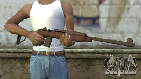 MK-18 Assault Rifle für GTA San Andreas dritten Screenshot