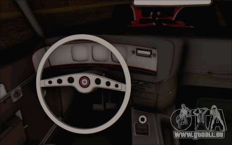 AMC Javelin für GTA San Andreas rechten Ansicht