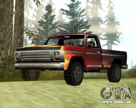 Der Neue Jeep (Yosemite) für GTA San Andreas