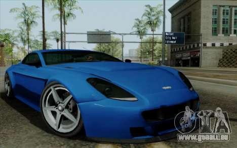 Rapid GT pour GTA San Andreas