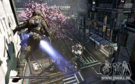 Les écrans de démarrage et de menus Titanfall pour GTA San Andreas douzième écran