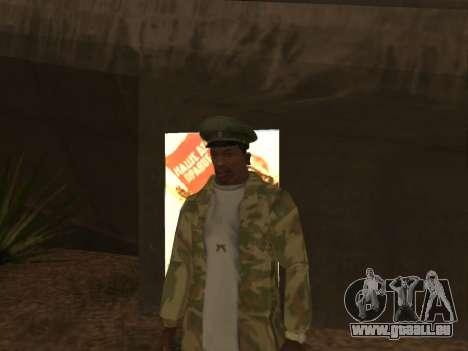 MOD auf den Sieg-Tag für GTA San Andreas zweiten Screenshot