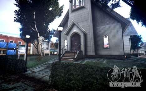 ZXC ENBSeries pour GTA 4 troisième écran
