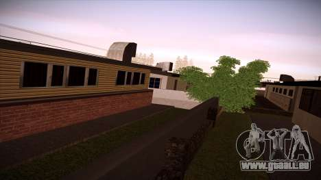 Neue Häuser in Las Venturas v1.0 für GTA San Andreas fünften Screenshot