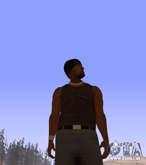 New Bmydrug pour GTA San Andreas quatrième écran