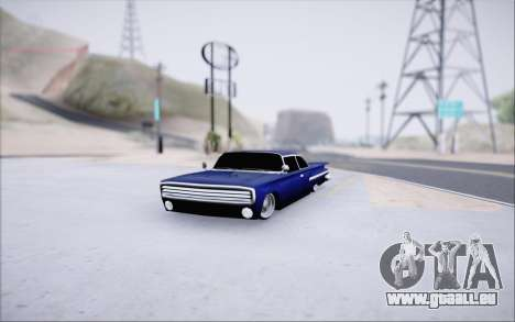 Voodoo Low Car v.1 für GTA San Andreas