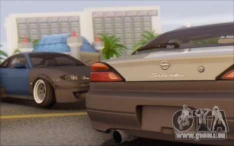 Nissan Silvia S15 Fail Camber pour GTA San Andreas laissé vue