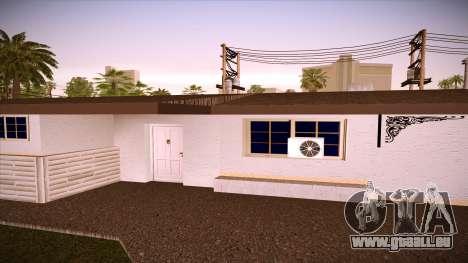 Neue Häuser in Las Venturas v1.0 für GTA San Andreas zweiten Screenshot