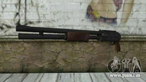 M3 Sawn-Off Shotgun für GTA San Andreas
