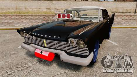 Plymouth Savoy 1958 pour GTA 4