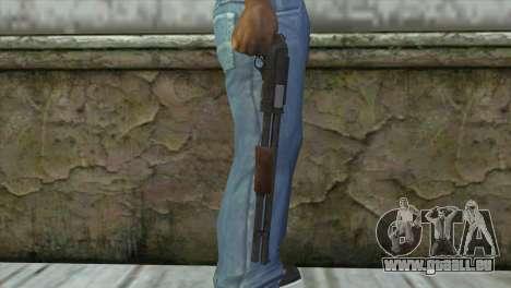M3 Sawn-Off Shotgun pour GTA San Andreas troisième écran