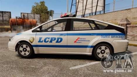 Karin Dilettante LCPD für GTA 4 linke Ansicht