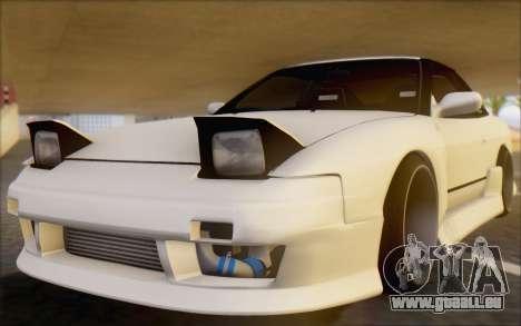Nissan 240sx Blister pour GTA San Andreas vue de droite
