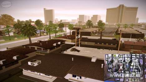 Neue Häuser in Las Venturas v1.0 für GTA San Andreas siebten Screenshot