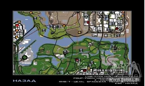 Nouveau village Gillemyr v1.0 pour GTA San Andreas huitième écran