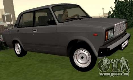 VAZ-2107 für GTA San Andreas