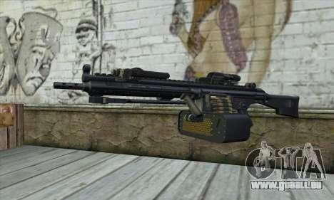 HK 23E für GTA San Andreas