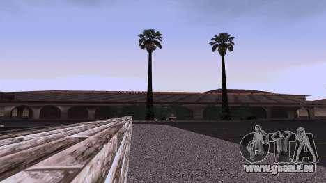 Neue Texturen Bahnhof in Las Venturas für GTA San Andreas