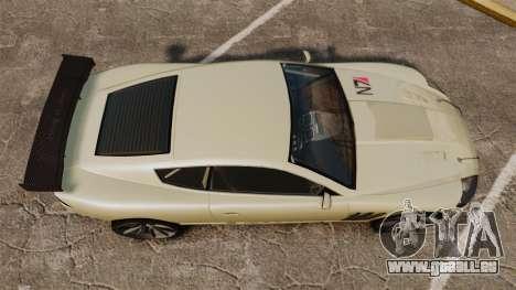 GTA V Ocelot F620 Racer für GTA 4 rechte Ansicht