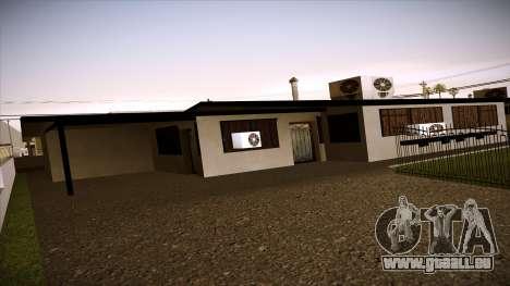 Neue Häuser in Las Venturas v1.0 für GTA San Andreas
