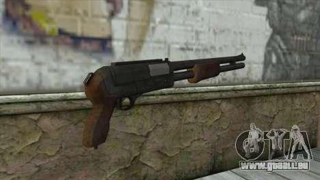 M3 Sawn-Off Shotgun für GTA San Andreas zweiten Screenshot