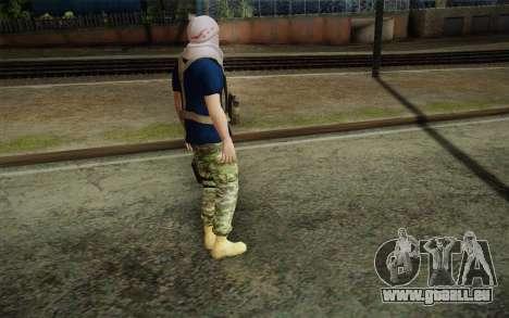 Policia Comunitaria für GTA San Andreas dritten Screenshot