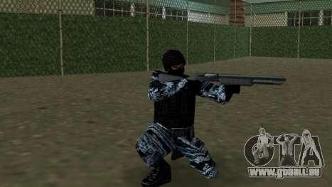 MP-154 für GTA Vice City dritte Screenshot