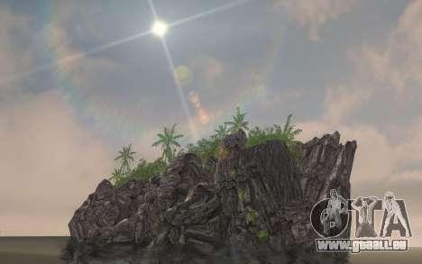 ENBSeries par AVATAR 4.0 Finale pour les faibles pour GTA San Andreas quatrième écran