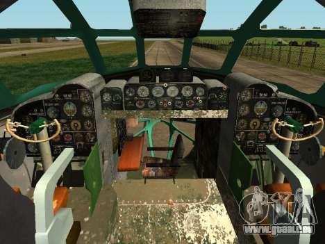 Tu-A für GTA San Andreas