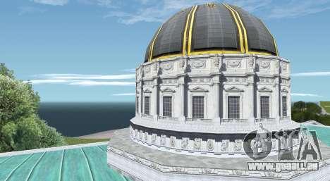 RoSA Project v1.5 San-Fierro pour GTA San Andreas quatrième écran