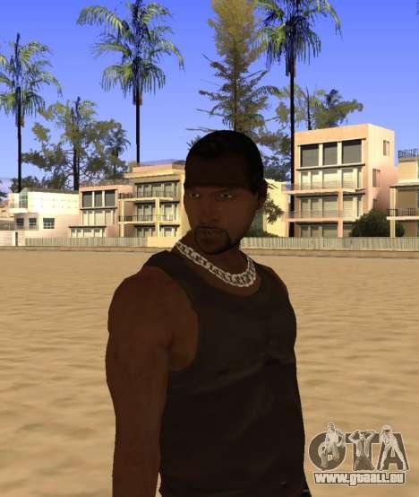 New Bmydrug pour GTA San Andreas troisième écran